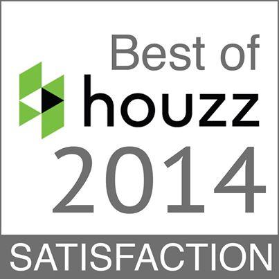 best of Houzz 2014 award