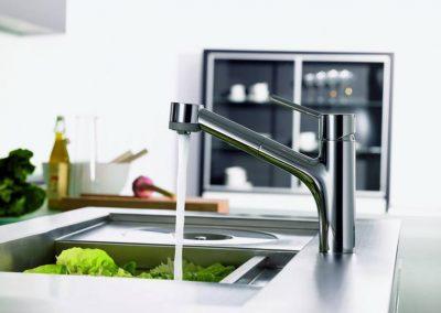 HansGrohe-Interactive-Kitchen-Faucet