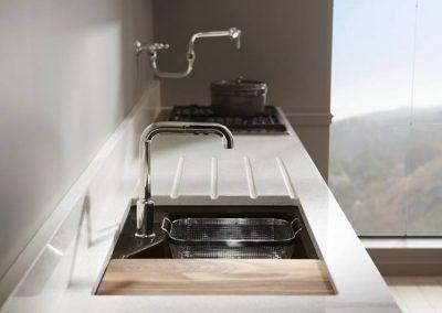 Kohler-Pullout-Sprayer-Faucet-and-Pot-Filler