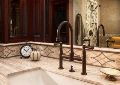 Rohl-Bronze-Low-Bridge-Mixer-Faucet