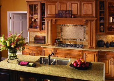 Silestone-Kitchen-Cocina-Quartz-Cuarzo-Verde-Ugarit